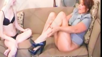 Lesbian hypnosis porn